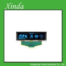 """3.12""""inch 256 64 serial oled screen 16 Gray Scales (Light Blue) for UG-5664ALBEF01"""