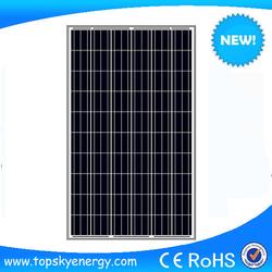 pv solar panel 130W 150W 250W 300W solar panel for air conditioner