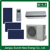 ACDC hybrid cheapest room best discount air conditioners & how to make solar panels