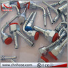 Fine Wire Braided building and construction equipment concrete pump pipe fitting