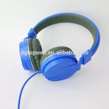 Topwell 3.5mm wired headband earphone jack accessory