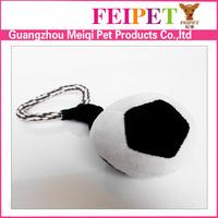 New design dog product dog chew toy football design