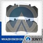 WVA29159/29126 Brake pad include Accessories(repair kits)