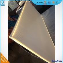 led edge-lit light guide panel