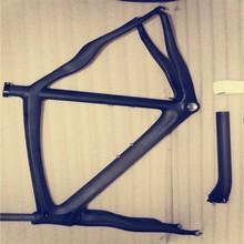 cool green product 60cm road frame,carbon road bike frame 60cm