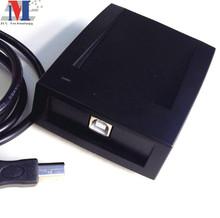 USB2.0 NFC Contactless Smart Card Reader Support IOS14443 A&B/Mi/FeliCa