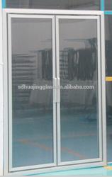 Outdoor Glass Room Glass Door Display Cold Room