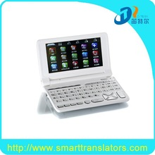Brand new OEM portable talking dictionary Electronic translator with voice