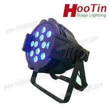12*15w RGBWA 5in1 Aluminum die-casting indoor LED par can