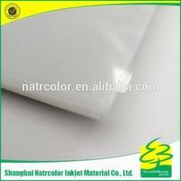 Clear Waterproof Inkjet Film for Positive Screen Printing
