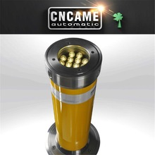 retractable & removable and fixed manufacturer 316 stainless steel bollard