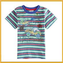 China supplier wholesale price children clothes 100% cotton boys t-shirt print fashion baby boys t-shirt