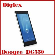 5.5inch Doogee dg550 MTK6592 Ultra Slim Android Smart Phone 1GB Ram 16GB Rom Google Play Multilanguage