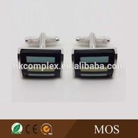 colorful semi-precious stone fashion swank cufflinks value jewelry cufflinks