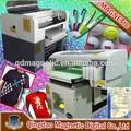 un año de garantía digital de superficie plana de plástico impresora de tarjetas