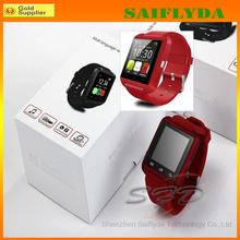 2015 Hot selling Bluetooth Smartwatch U8 Plus Smart Watch,sport watch