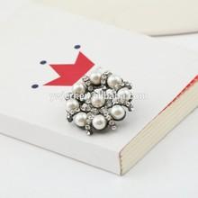 fancy laser engraved square shape resin button /garment accessories