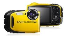 FUJI Finepix xp80 waterproof camera