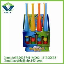 Children game baseball set plastic baseball bat