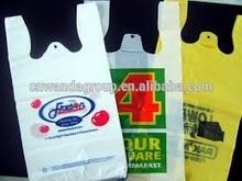 economic supermarket plastic bag manufacturer