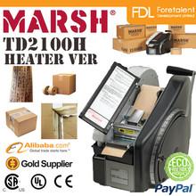 TD2100 H Manual Dispensing White Craft Tape Staples Machine