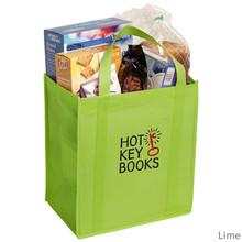 Portable Nonwoven Popular Grocery Bags Reusable Custom Shopping Bag