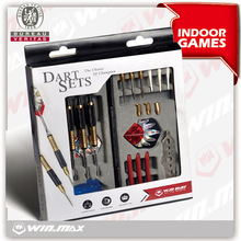 2015 Winmax Hot sale dart case package with darts, flights, and accessories,dart case