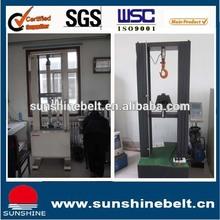 Anti-abrasion Crusher plant Good quality belt conveyor system