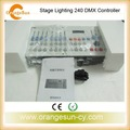 Bühnenbeleuchtung disco 240 dmx-controller