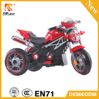 Popular kids electric motorcycle three wheel motorcyle for kids