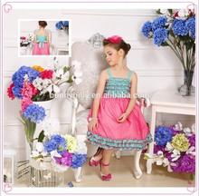 Niños hermosos vestidos de modelo, volante niños hermosos vestidos de modelo, cenicienta vestidos para niñas