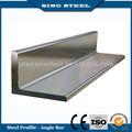 sobre la venta de laminado en caliente de acero al carbono de ángulo de perfil