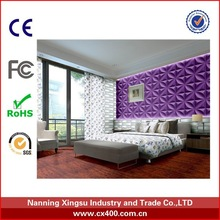 3d wall decor panel walls and ceiling decorative producted by ABS material, 3d panel wall