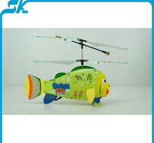 3.5 CH RC Bubble Fish fish bubble toy rc flying fish