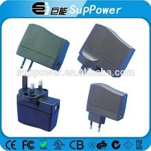 universal ac 100-240V to 1.5v dc power supply 5w with CE UL