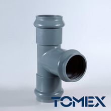 cheap and widely used pvc rubber pipe fittings