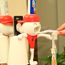 Innovative toothpaste dispenser/holder magic souvenir thanksgiving