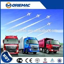 Caliente de la venta del vehículo bj3313dmphc-1 foton forland camiones