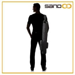 Sandoo alibaba china men black golf bag, newest golf bag tubes made in china