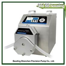 Peristaltic Filling Machine 10 Litres per minute