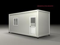 Hot Sales Prefabricated Warehouse