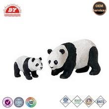 2015 eco-friendly plastic custom animal pvc figurine family toys