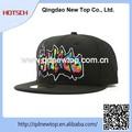 China caliente venta al por mayor de productos personalizados tapa snapback/sombrero