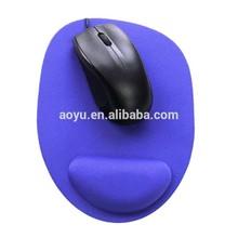 Wholesale leather wonderful cheap wrist gel mouse pad