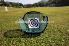 Advanced the chipping golf hitting net