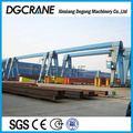 fabricant direct de levage de grue portique matériau granulaire pour portique