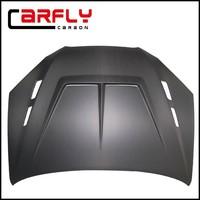 Carbon fiber hood for Hyundai Genesis Coupe