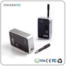 2015 taitanvs newest product e cig vs1 e cigarette watch kit e cig made in china