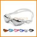 Anti - buée placage objectif étanche Protection UV lunettes de natation Protection UV lunettes de natation lunettes de plongée