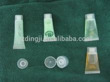 Hotel Shampoo,Hotel Shampoo Bottles /clear plastic round pet tubes